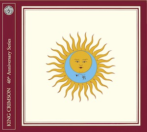 King Crimson - Larks' Tongues In Aspic - 40th Anniversary Editions (CD/DVD-A)