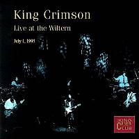 King Crimson  -CC- Live at the Wiltern, July 1, 1995