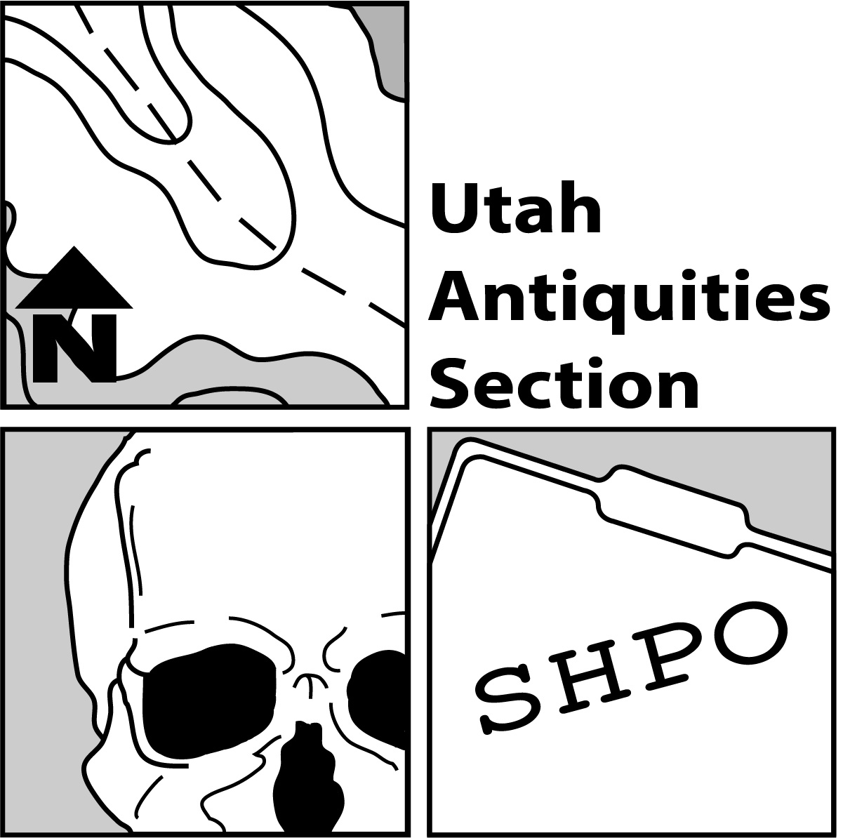 Utah Archaeology & Preservation Month Poster Donation THUMBNAIL