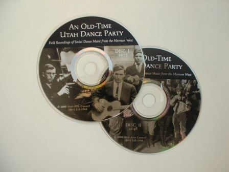 An Old-Time Utah Dance Party: Field Recordings of Social Dance Music From the Mormon West THUMBNAIL