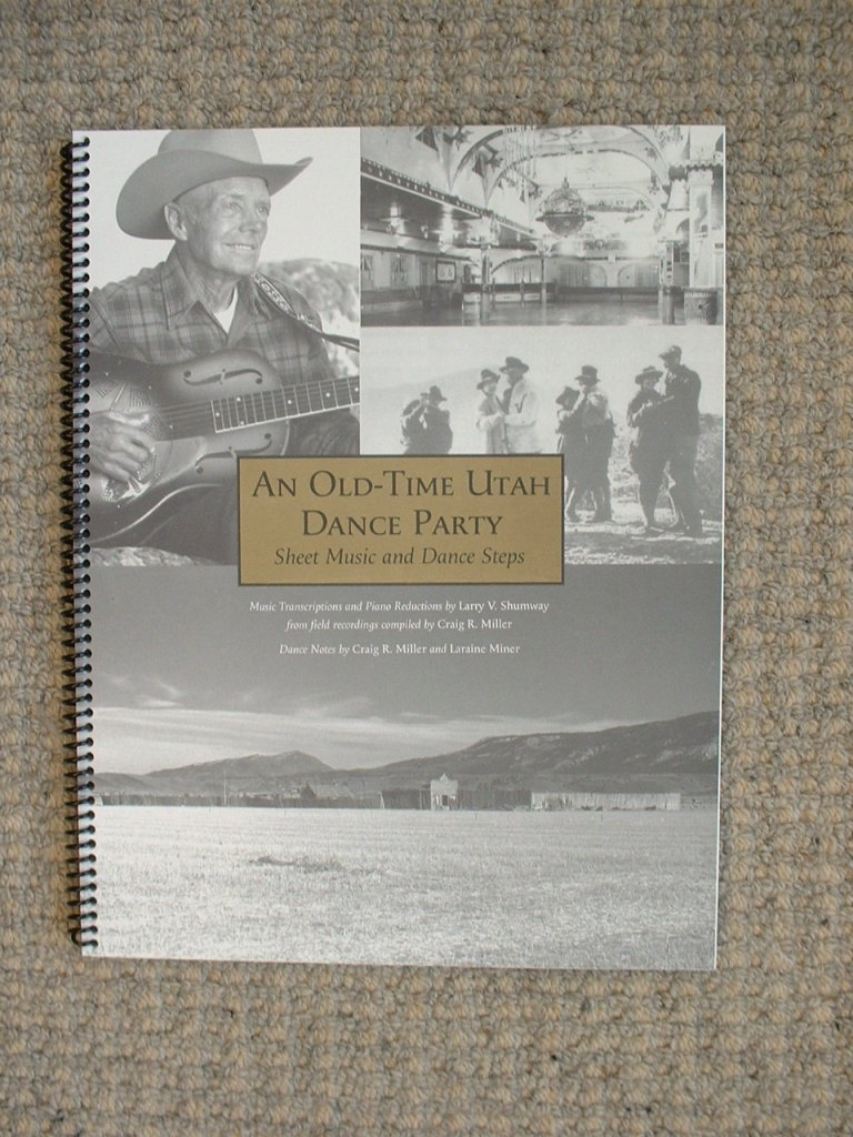 An Old-Time Utah Dance Party: Sheet Music & Dance Steps THUMBNAIL