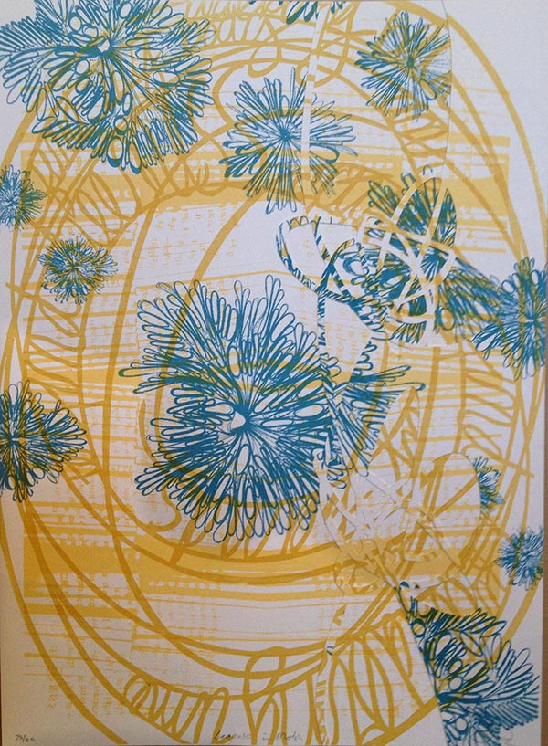 Saltgrass Print- Stefanie Dykes - Learning in Motion THUMBNAIL