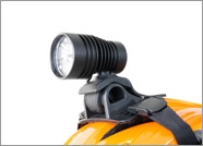 Helmet mount s for Strap and O-ring mounted lights