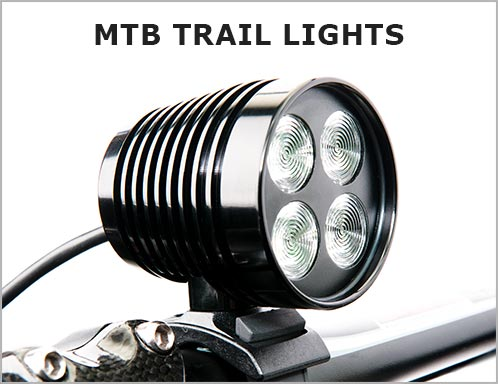 MTB Trail Lights