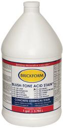 Blush-Tone Acid Stain $79.99