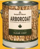 Benjamin Moore Arborcoat Exterior Waterborne Stain Clear Coat Duval Paint