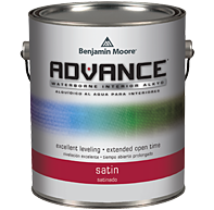 Benjamin Moore Advance Waterborne Interior Alkyd