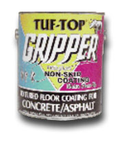 Gripper Textured Walkway Coating