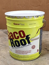 GacoRoof -   $77.99 a gallon/ Free shipping  $259.99 five gallon pail/Pallet of 8 pails $239.99