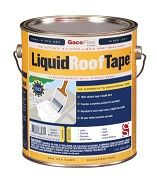 Gaco Liquid Roof Tape   -$74.95 gallon/$379.95 five gallon bucket