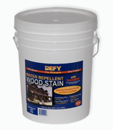Defy Original Synthetic VOC Compliant Water Repellent Wood Stain