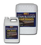 Defy Roof Stain Blocker used for asphalt shingle roofs to form an invisible barrier that blocks the return of stains.