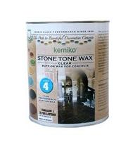 Kemiko Stone Tone Buff on Wax - Solvent Base