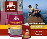 Superdeck & Dock Elastomeric 3100  Wood or Concrete