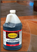 Brickform E-Stain, Non Hazardous Acid Stain