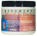 "Wood Brightener Part "" B"""