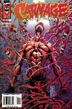 Carnage Its A Wonderful Life 1 Comic Online Store