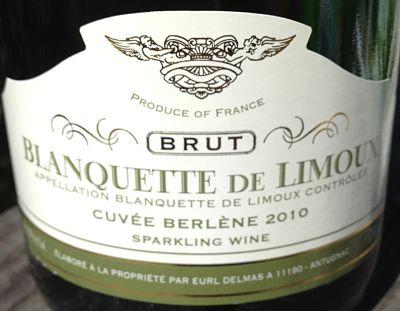 Blanquette de Limoux Brut Bernard Delmas