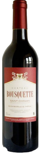 "Chateau Bousquette Saint Chinian  ""Tradition"" 2011 LARGE"