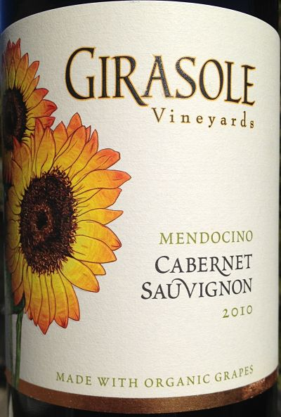 Girasole Vineyards Cabernet Sauvignon 2011 MAIN
