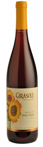 Girasole Vineyards Pinot Noir 2012 THUMBNAIL
