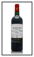 2010 Bordeaux<br> Chateau Méric Graves Rouge