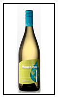 Monde Eau Wines - Badger Vineyards Chardonnay 2015
