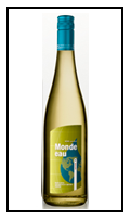 Monde Eau Wines - Badger Vineyards Riesling 2015