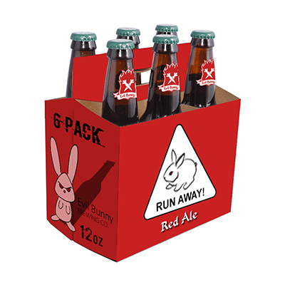Run Away Red (6 Pack 12 oz Bottles) MAIN