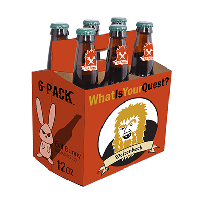 What Is Your Quest Weizenbock (6 Pack 12oz Bottles)