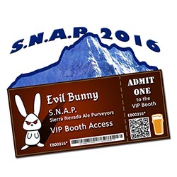SNAP 2016 VIP Booth