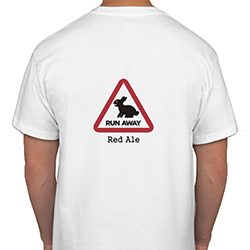 RunAway! Men's T-Shirt THUMBNAIL