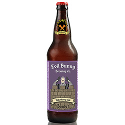 Elderberry Amber Ale (22 oz Bomber)