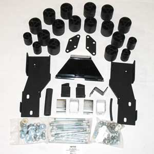 "Fat Bob's Garage, Performance Accessories Part #10153, Chevrolet/GMC Colorado/Canyon 3"" Body Lift 4WD/2WD 2004-2005"