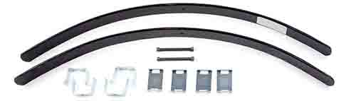 Fat Bob's Garage, BDS Part #113207, Ford F150 Add-A-Leaf New Rear-long