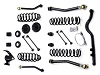 "Teraflex JK 2 Door 3"" Lift Kit w/ 4 FlexArms & Trackbar"