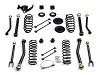 "Teraflex JK 2 Door 3"" Lift Kit w/ 8 Flexarms"