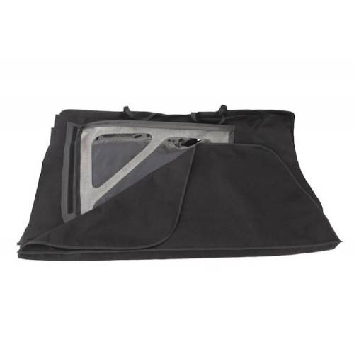 Fat Bob's Garage, Rugged Ridge, Part #12107.05, Jeep JK Wrangler Window Storage Bag 2007-2014