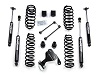"Teraflex JK 2 Door 2.5"" Lift Kit w/ 9550 Shocks - Right Hand Drive"