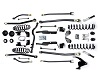 "Teraflex JK 2 Door 3"" Elite LCG Long FlexArm Lift Kit w/ SpeedBumps"