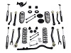 "Teraflex JK 2 Door 3"" Lift Kit w/ 8 FlexArms, Trackbar & 9550 Shocks"