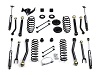 "Teraflex JK 2 Door 3"" Lift Kit w/ 8 FlexArms & 9550 Shocks"