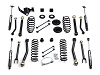 "Teraflex JK 2 Door 3"" Lift Kit w/ 8 FlexArms & 9550 Shocks - Right Hand Drive"