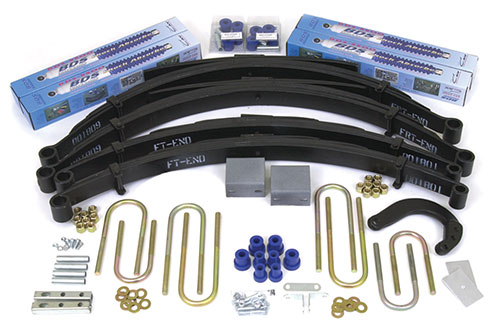 "Fat Bob's Garage, BDS Part #147h, Chevrolet/GMC Blazer, Jimmy, Suburban 8"" Lift Kit 1988-1991"