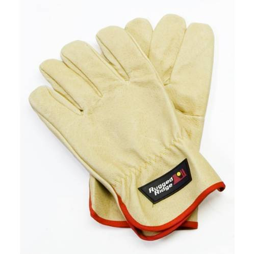 Fat Bob's Garage, Rugged Ridge, Part #15104.41, Recovery Gloves
