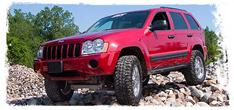 2008 Jeep Grand Cherokee Suspension Lift Kits Amp Accessories