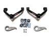 Fat Bob's Garags, CST Part #CSS-C27-1, Performance Suspension GM 2500/3500HD Extended Travel Leveling Kit 2011-2016