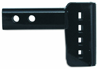 Fat Bob's Garage, Inventive Hitches Part#9136, XD Hitch Platform Black 3""