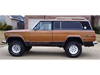 "Jeep 4"" Front 3"" Rear Lift Kit 1974-1989 Mini-Thumbnail"