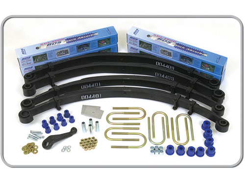 "Fat Bob's Garage, BDS Part #406H, Jeep Wrangler CJ5/CJ7/Scrambler 4"" Lift Kit 1976-1986"